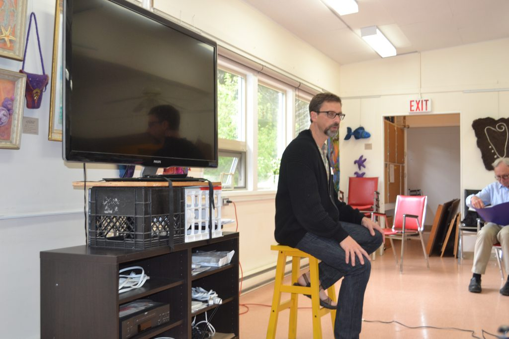 Dan Hines Activist as Mystic