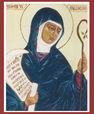 Gabriola Ecumenical presents Hildegard of Bingen with Maureen Wild